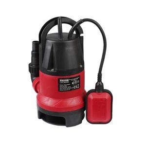 Bomba drenaje sumergible agua limpia/sucia 1/2HP