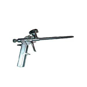 Pistola para espuma poliuretano cuerpo de aluminio