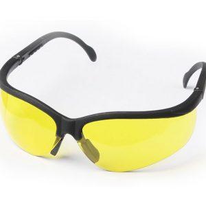 Lentes de seguridad deportivos color ambar
