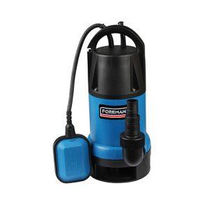 Bomba drenaje sumergible agua limpia/sucia