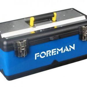 Caja de herramientas de metal 18,5″