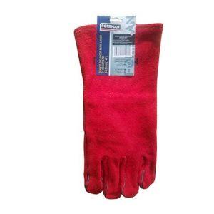 Guante soldador puño largo de seguridad 355mm (14″)