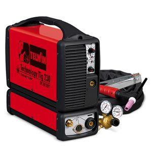 Inverter Technology Tig 230 MMA/TIG, 5 – 220A Ø1.6 a 4mm220 Amp MMA – TIG