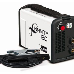 Inverter Infinity 180 Ø 1,6 a 4mm 160 Amp MMA – TIG