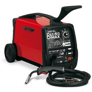 Soldadora Bimax 152 MIG/MAG 30/145A Gas-No Gas
