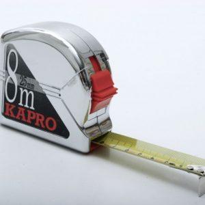 Cinta Métrica Cromada Mod.508-8m 8 METROS