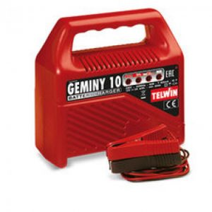Cargador de baterías Geminy 10